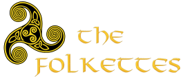The Folkettes Logo